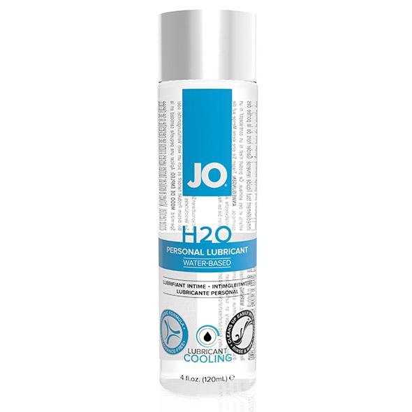 System JO – H2O Lubricant Cool 120 ml