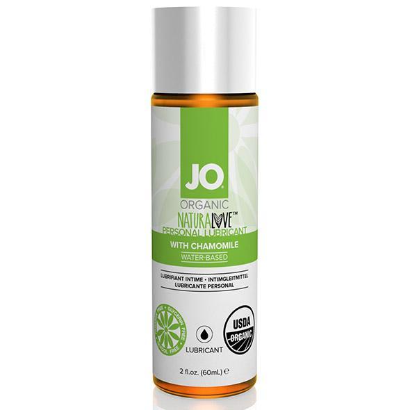 System JO – Organic NaturaLove Lubricant 60 ml