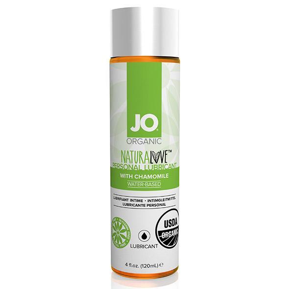System JO – Organic NaturaLove Lubricant 120 ml