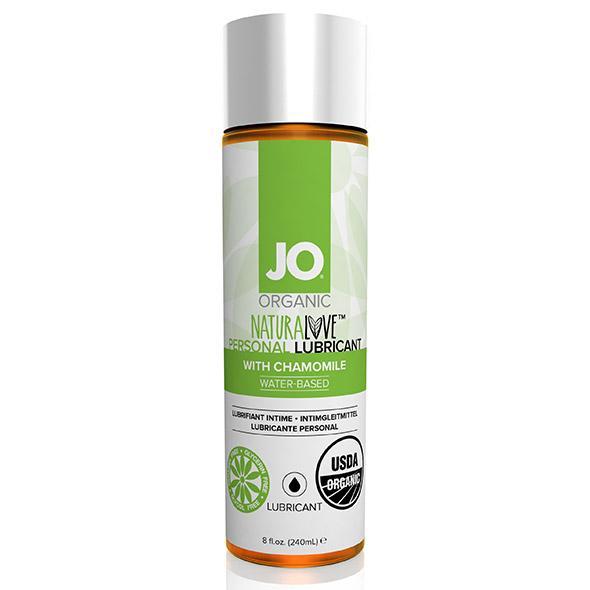 System JO – Organic NaturaLove Lubricant 240 ml