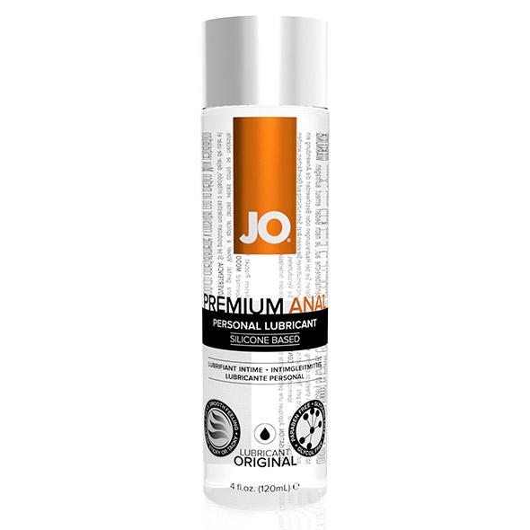 System JO – Premium Anal Silicone Lubricant 120 ml