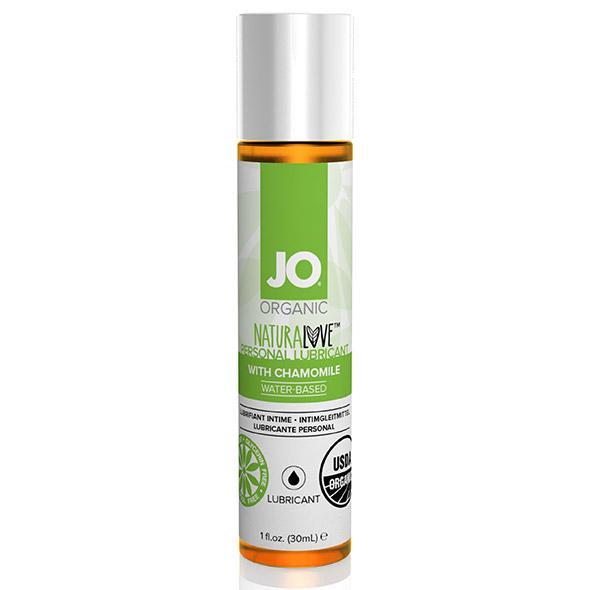 System JO – Organic NaturaLove Lubricant 30 ml