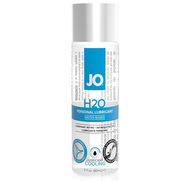 System JO – H2O Lubricant Cool 60 ml