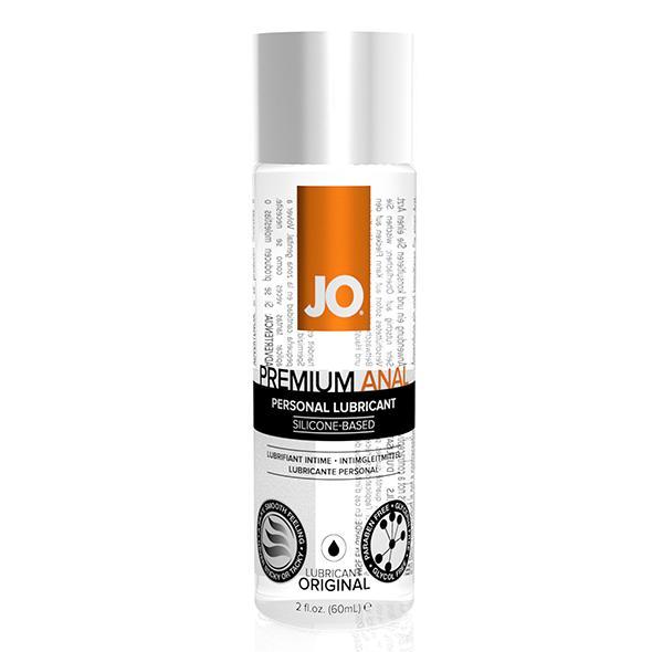 System JO – Premium Anal Silicone Lubricant 60 ml