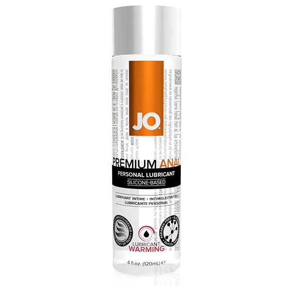 System JO – Premium Anal Silicone Lubricant Warming 120 ml