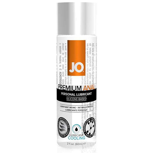 System JO – Premium Anal Silicone Lubricant Cool 60 ml