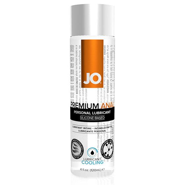 System JO – Premium Anal Silicone Lubricant Cool 120 ml