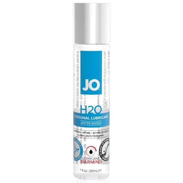 System JO – H2O Lubricant Warming 30 ml
