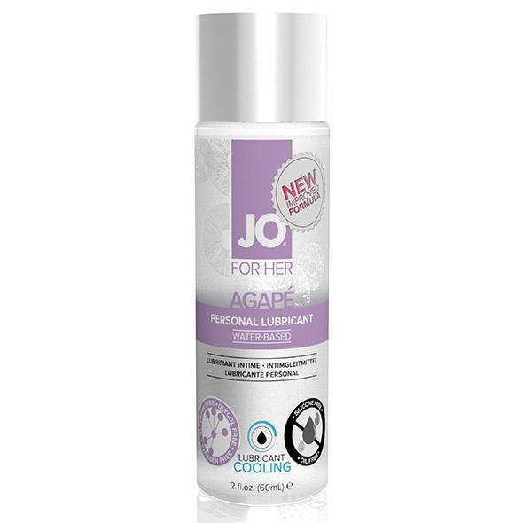 System JO – For Her Agape Lubricant Cool 60 ml