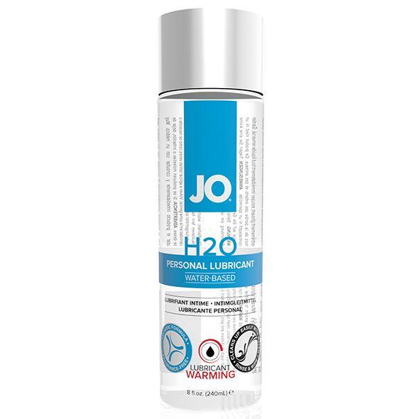 System JO – H2O Lubricant Warming 240 ml
