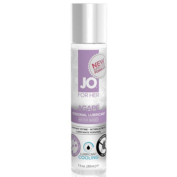 System JO – For Her Agape Lubricant Cool 30 ml