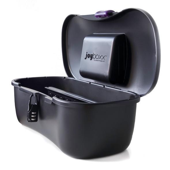 Joyboxx – Hygienic Storage System Black