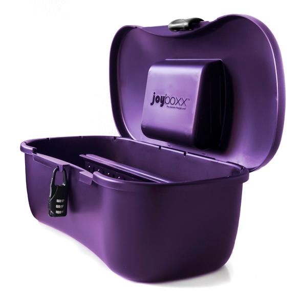 Joyboxx – Hygienic Storage System Purple
