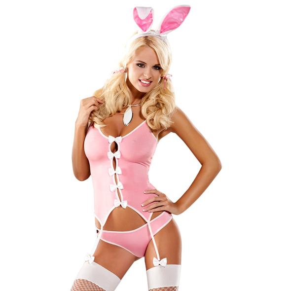 Obsessive – Bunny Suit Costume L/XL