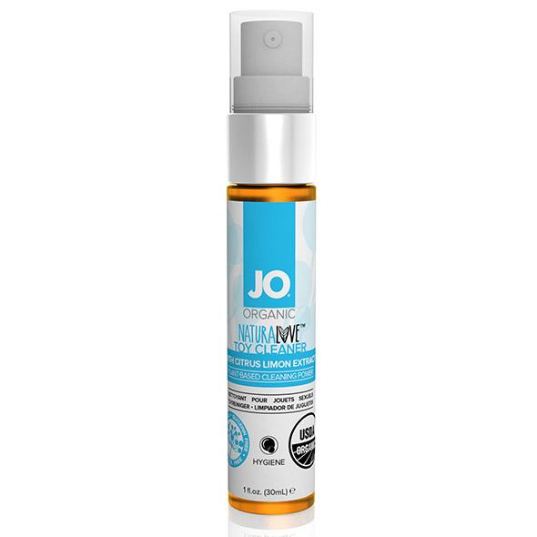 System JO – Organic NaturaLove Toy Cleaner 30 ml
