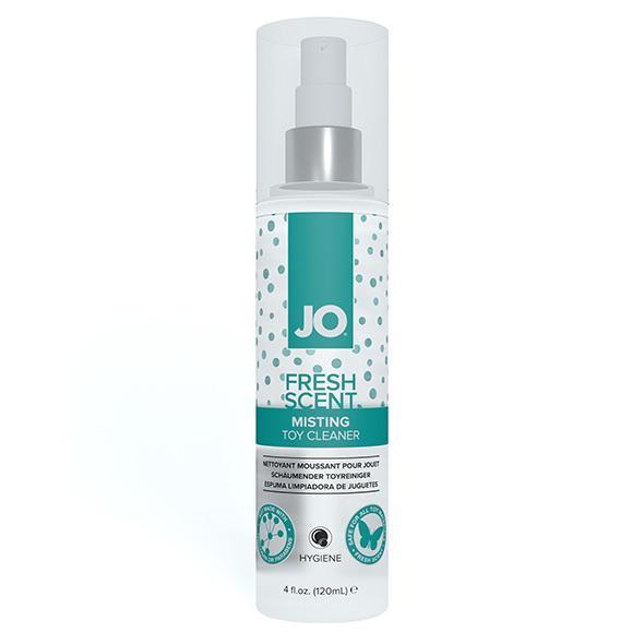 System JO – Misting Toy Cleaner Fresh Scent Free Hygiene 120 ml