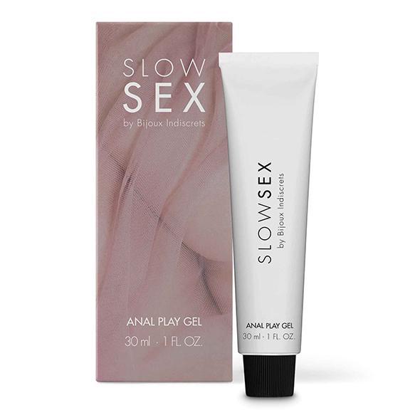 Bijoux Indiscrets – Slow Sex Anal Play Gel