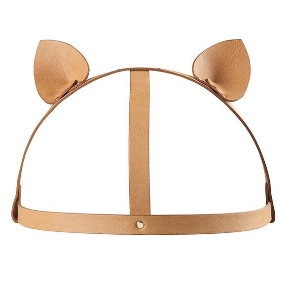 Bijoux Indiscrets – Maze Head Piece Brown