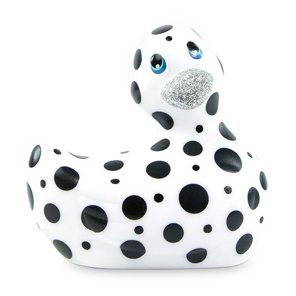 I Rub My Duckie 2.0 | Happiness (White & Black)