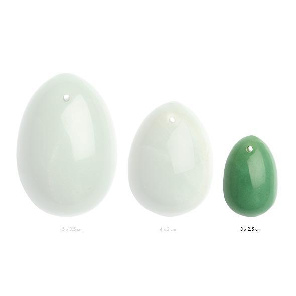 La Gemmes – Yoni Egg Jade (S)