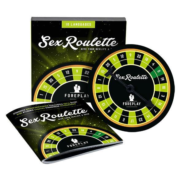 Sex Roulette Foreplay (NL-DE-EN-FR-ES-IT-PL-RU-SE-NO)