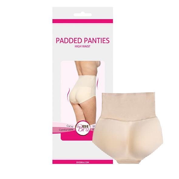 Bye Bra – Padded Panties High Waist S