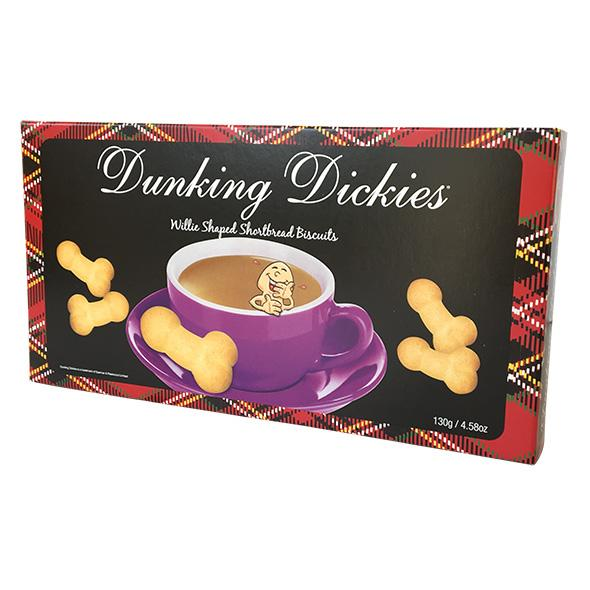 Dunking Dickies Shortbread Biscuits 5 pcs