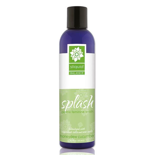 Sliquid – Balance Splash Honeydew Cucumber 255 ml