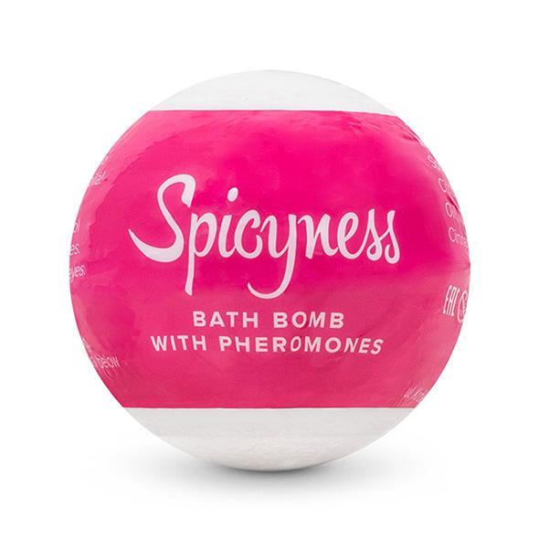 Obsessive – Bath Bomb with Pheromones Spicy