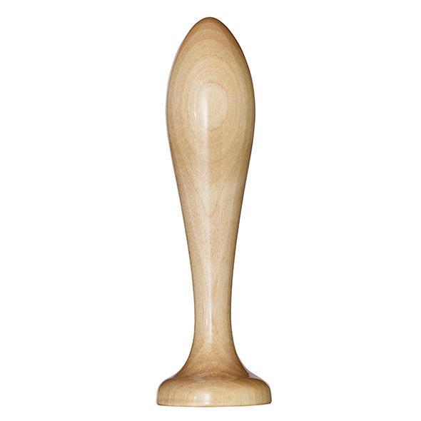 Teatiamo – Wooden Anal Plug Birch Small
