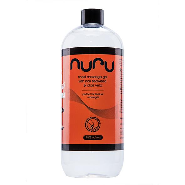Nuru – Massage Gel with Nori Seaweed & Aloe Vera 1000 ml