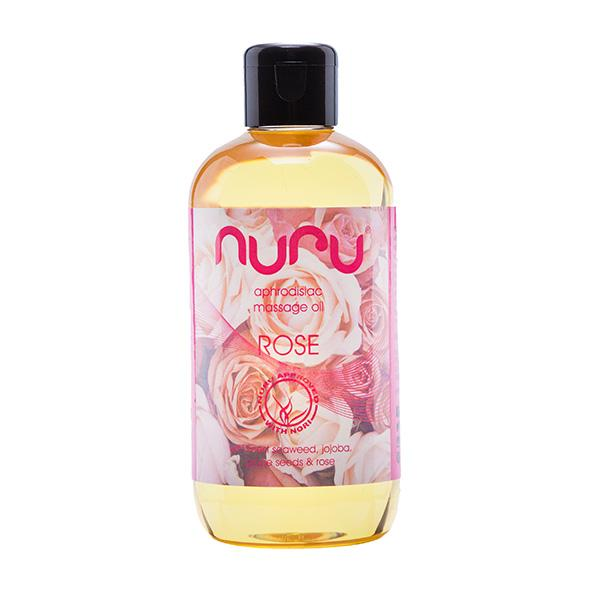 Nuru – Massage Oil Rose 250 ml