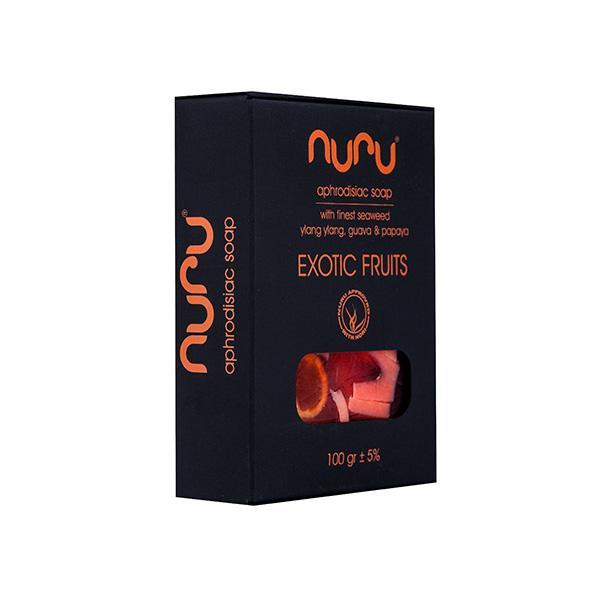 Nuru – Soap Exotic Fruits 100 gr