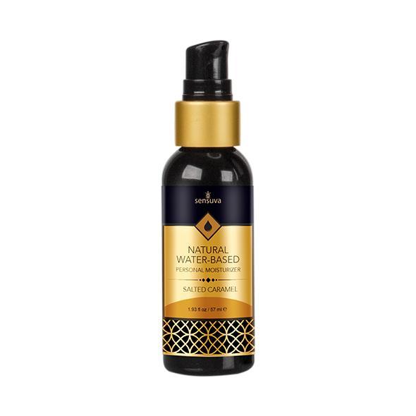 Sensuva – Natural Water-Based Personal Moisturizer Salted Caramel 57 ml