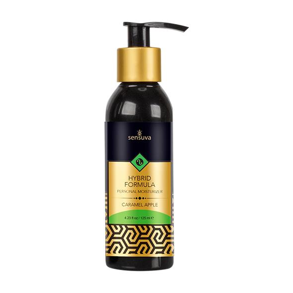 Sensuva – Hybrid Personal Moisturizer Caramel Apple 125 ml
