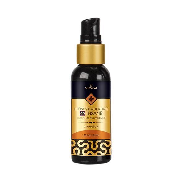 Sensuva – ON Ultra-Stimulating Insane Personal Moisturizer Cinnabun 57 ml
