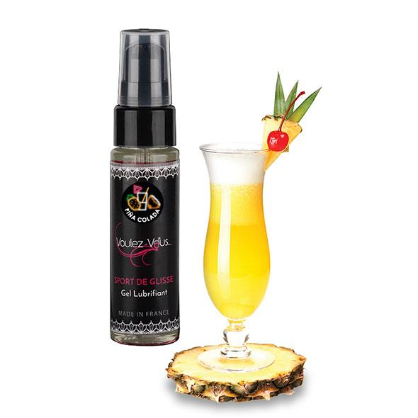 Voulez-Vous… – Water Based Lubricant Pina Colada 35 ml