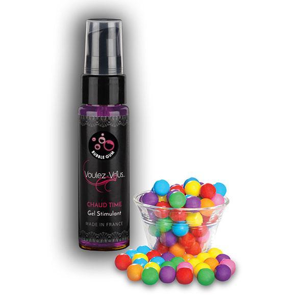 Voulez-Vous… – Stimulating Gel Bubblegum 35 ml